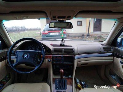 używany BMW 740L