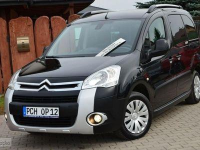 używany Citroën Berlingo 1.6dm 120KM 2011r. 166 000km