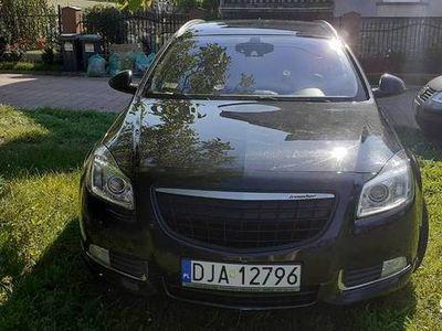 używany Opel Insignia Sports Router SW Irmscher