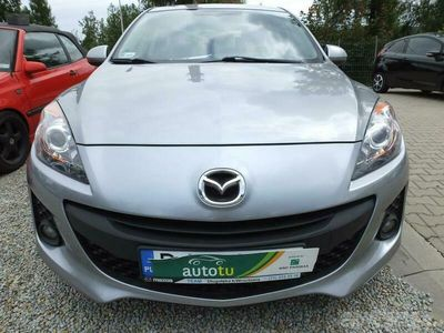 używany Mazda 3 3 HATCHBACKA 5drzwi-Hak-Alu-TempomatHATCHBACKA 5drzwi-Hak-Alu-Tempomat