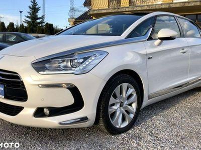 używany Citroën DS5 2dm 200KM 2014r. 130 000km