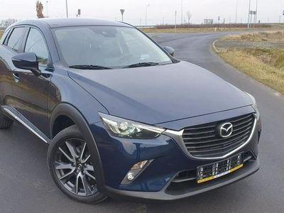 używany Mazda CX-3 1.5dm 105KM 2018r. 17 000km