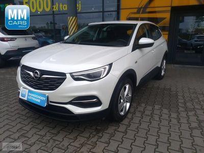 używany Opel Grandland X ENJOY 1.2 130KM MT 1.2benz.130KM,ENJOY,Pakiet Intelgripp, Parkuj i J
