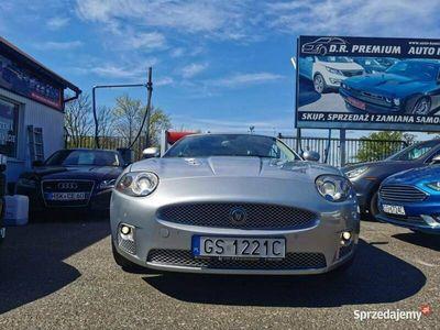 używany Jaguar XKR II 4.2 KOMPRESSOR 420 KM, Skóra, Xenon, Łopatki, Klima, Alufelgi, ZADBA
