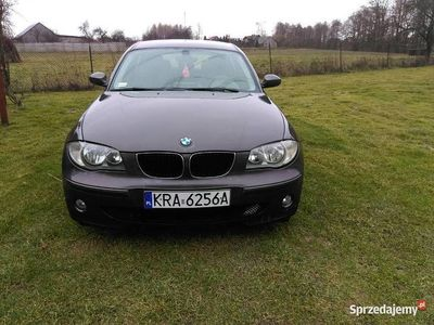 używany BMW 118 E87 D 2.0D 6 BIEGÓW 5L/ON