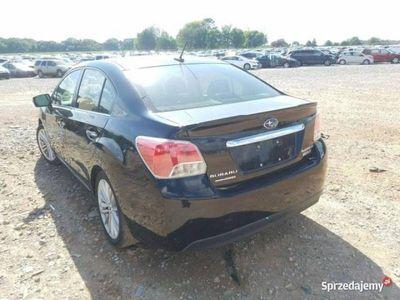 używany Subaru Impreza ImprezaSport Limited 2.0 148KM autom. 2015 GH (2007-)