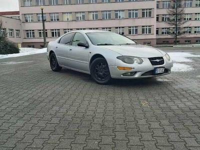 używany Chrysler 300M 3,5 L V6 benzyna + gaz 2000r
