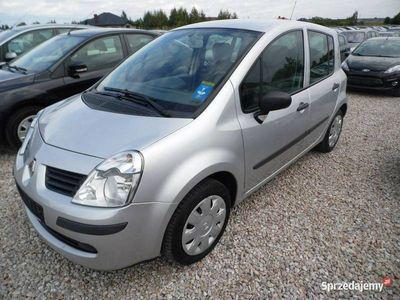 używany Renault Modus 1.2dm3 75KM 2007r. 189 786km ABS