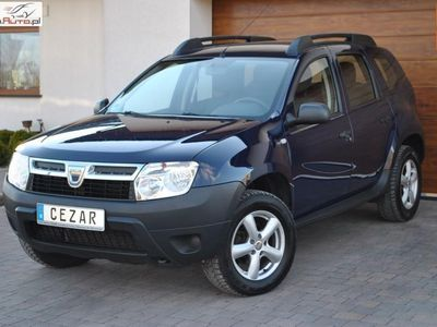 używany Dacia Duster 1.6dm3 105KM 2012r. 154 200km 1.6 benzyna + lpg klima z Niemiec 12r Cz wa