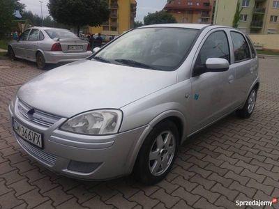 używany Opel Corsa C 2004 r.Lift 1.0 Benzyna