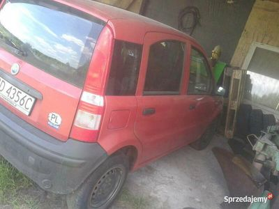używany Fiat Panda Van gaz