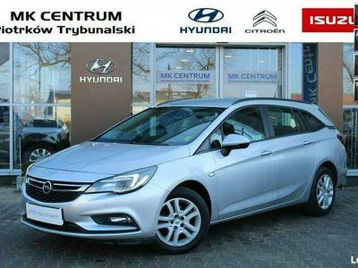 używany Opel Astra 1.6 CDTI 110KM Sports Tourer Enjoy Klimatronik Od Dealera ASO FV23% V (2015-)
