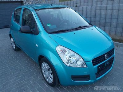 używany Suzuki Splash 2009R. 1,0 65KM