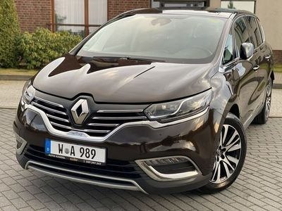 używany Renault Espace 1.6dm 160KM 2017r. 146 094km