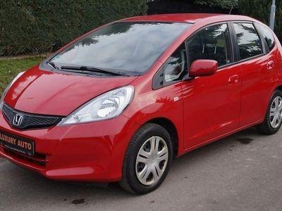 używany Honda Jazz 1.2dm3 90KM 2010r. 157 820km Benzyna 1.2 90KM Klimatyzacja Manual
