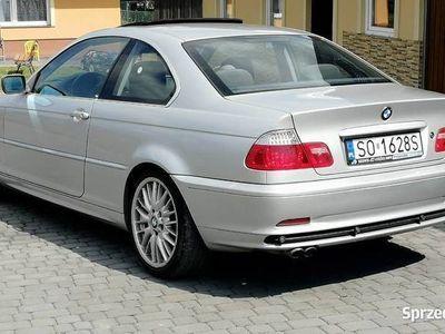 używany BMW 323 e46 ci automa