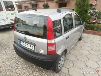 używany Fiat Panda 1.1dm 55KM 2004r. 88 000km