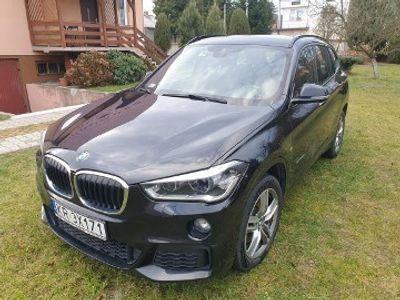 używany BMW X1 (F48) xDrive20d 190KM M-sport