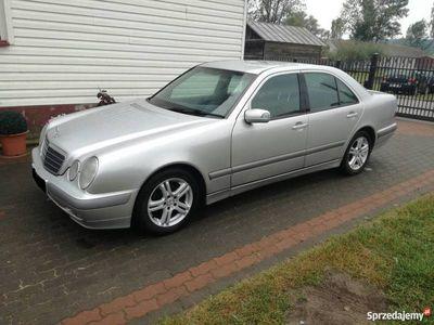 używany Mercedes E220 W210CDI