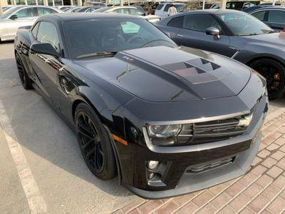 używany Chevrolet Camaro 6.2dm 580KM 2015r. 123 783km