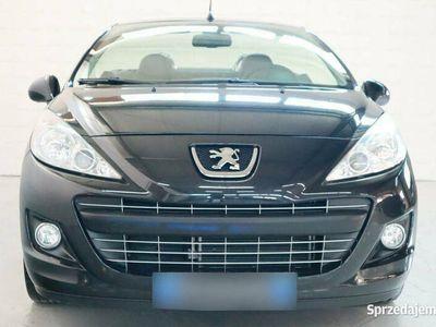 używany Peugeot 207 CC Cabrio-Coupe Roland Garros