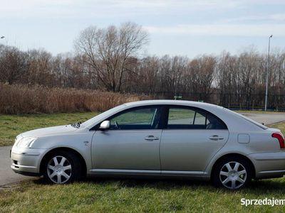 używany Toyota Avensis 2.0 D4D BEZ NEGOCJACJI