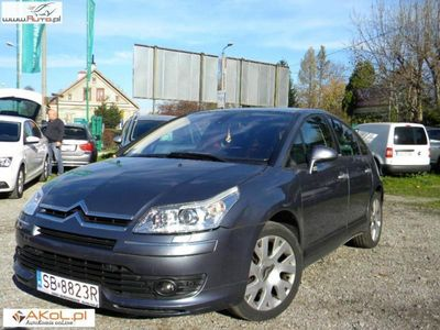 brugt Citroën C4 1.6dm 110KM 2008r. 136 000km