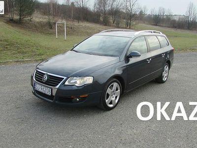 używany VW Passat 1.9dm 105KM 2009r. 238 000km