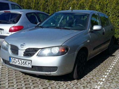używany Nissan Almera Hatchback 98KM benzyna 1.5 2006