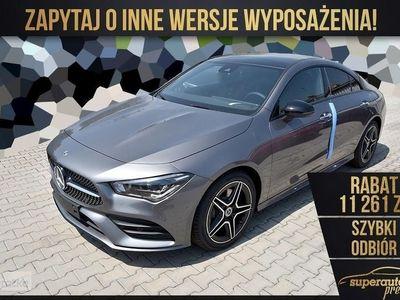 używany Mercedes CLA200 Klasa CLA 1.3(163KM)  AMG + Premium Plus   Największy wybór aut PREMIU