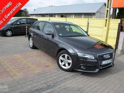 używany Audi A4 2dm 170KM 2009r. 249 950km