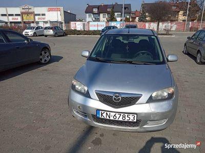 używany Mazda 2 1,4 diesel