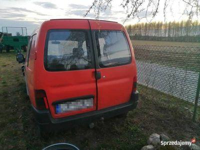 używany Peugeot Partner w całości lub na części