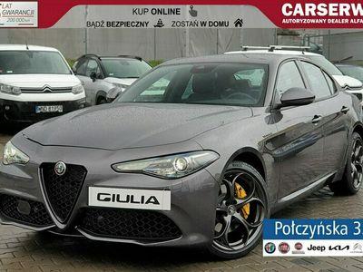 używany Alfa Romeo Giulia 2dm 280KM 2021r. 5km