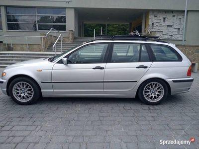 używany BMW 318 E 46 i LPG Skóra klima