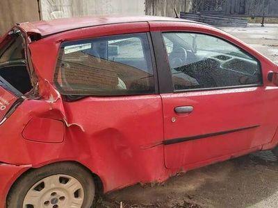 używany Fiat Punto gaz 2004r