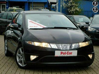 używany Honda Civic VIII 1.8 Benzyna- Klimatronic- Tempomat- ESP- Alufelgi