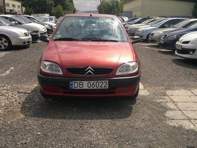 gebraucht Citroën Saxo 2001r 1.1B 60KM Możliwa Zamiana