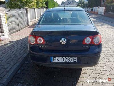 używany VW Passat B6 2.0TDI DSG TRENDLINE 2006 USZKODZONA SKRZYNIA