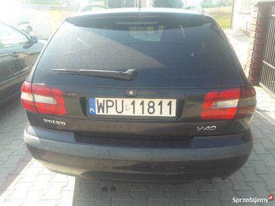 używany Volvo V40 kombi, 1.9, diesel, 102 KM 2001r