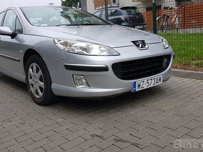 używany Peugeot 407 407