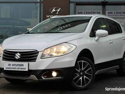 używany Suzuki SX4 S-Cross 1.6 120KM BIAŁA PERŁA Premium 4x4 AllGrip od Dealera Faktura VAT23%