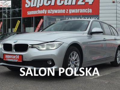 używany BMW 318 318 2dm3 150KM 2016r. 56 500km d KOMBI, Navi, Alu, Salon PL, FV 23%, Gwarancja!!