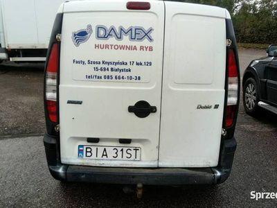 używany Fiat Doblò 1,9JTD