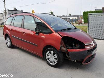 używany Citroën Grand C4 Picasso 1.6dm 110KM 2009r. 191 780km