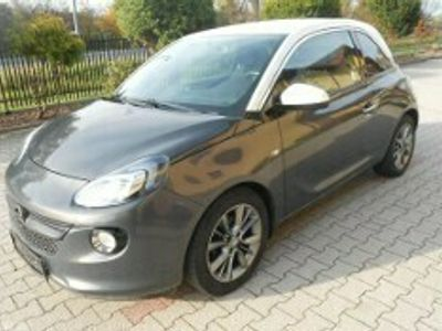 używany Opel Adam Fabryczna instalacja gazowa