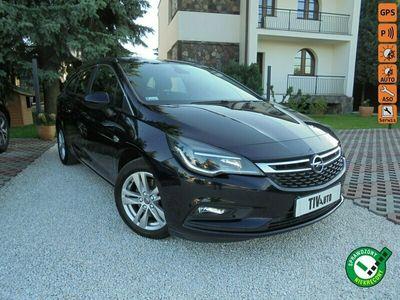 używany Opel Astra 1.6dm 136KM 2018r. 115 000km