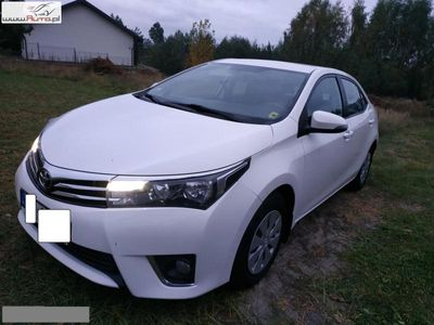 used Toyota Corolla 1.4dm3 90KM 2014r. 136 000km 1.4 D-4D Active