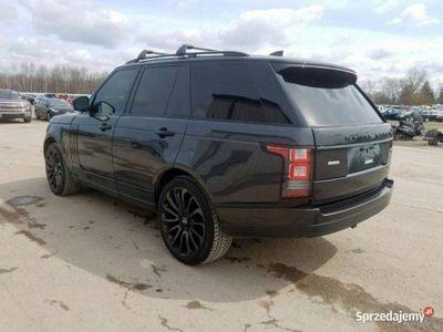 używany Land Rover Range Rover Range Rover IIISupercharged 5.0 V8 benz. 510KM automat 2017