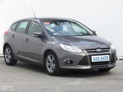 używany Ford Focus III Salon Polska, Serwis ASO, VAT 23%, Klima, Tempomat,